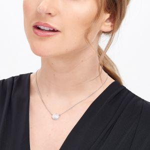 Jersey Pearl Dune Mother of Pearl Necklace DUP1-SS