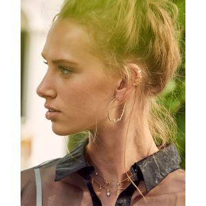 Ania Haie Glow Ear Cuff - Gold E018-06G