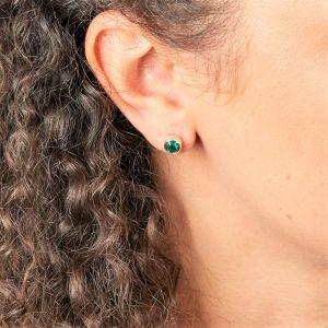Beginnings May Birthstone Earrings