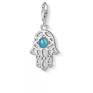 Thomas Sabo Charm Pendant, Hand of Fatima