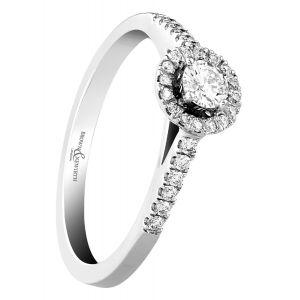 Brown & Newirth 'First Kiss' Engagement Ring EN107R33