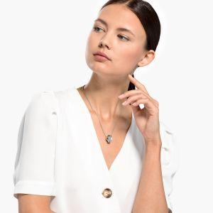 Swarovski Anniversary Further Necklace 2020 - Blue - 5537106
