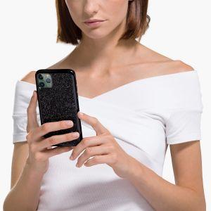 Swarovski Glam Rock Smartphone Case - iPhone 12 Pro Max in Black