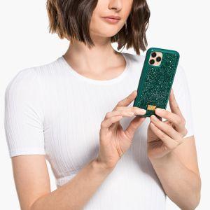 Swarovski Glam Rock Smartphone Case - iPhone 11 Pro Max - Emerald Green  5552654