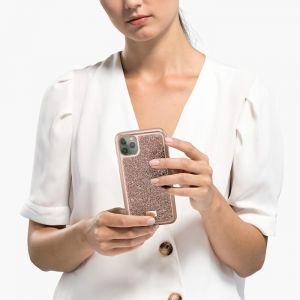Swarovski Glam Rock Smartphone - iPhone 11 Pro Max - Rose