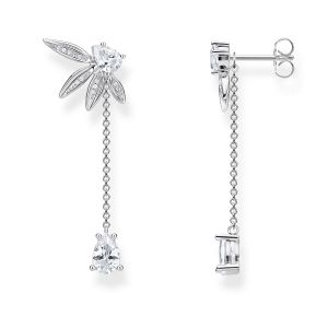 Thomas Sabo Leaves with Chains Earrings - H2105-051-14