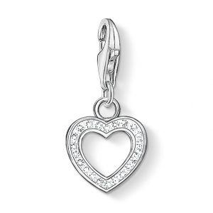 Thomas Sabo Charm Pendant, Heart