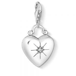 Thomas Sabo Charm Pendant, Heart Locket