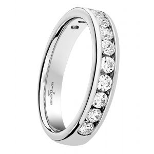 Brown & Newirth Diamond Half Eternity Band
