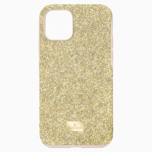 Swarovski High Smartphone Case with Bumper - iPhone® 11 Pro - Gold