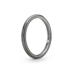 Pandora Me Ring, Ruthenium-plated 149591C00