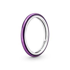 Pandora Me Shocking Purple Ring