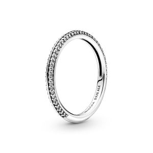 Pandora Me Pavé Ring, Sterling silver 199679C01