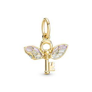Pandora Harry Potter Winged Key Pendant 360034C01
