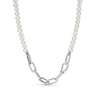 Pandora Me Cultured Freshwater Pearl Necklace 399658C01-45