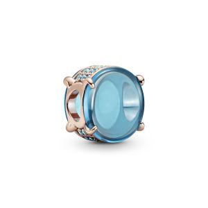 Pandora Blue Oval Cabochon Charm-789309C01