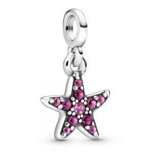 Pandora Me My Pink Starfish Micro Dangle Charm 799011C01