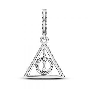 Pandora Harry Potter, Deathly Hallows Dangle Charm 799126C01