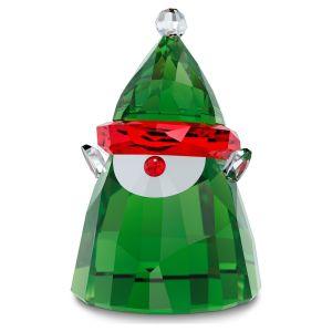 Swarovski Crystal Holiday Cheers Santa's Elf