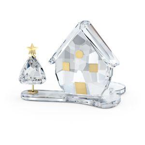 Swarovski Crystal Holiday Magic Tea Light Holder 5596818