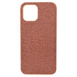 Swarovski High Smartphone Case - iPhone 12 Pro Max - Rose 5616364