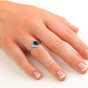 Clogau Kensington Love Story Ring 3SVAR