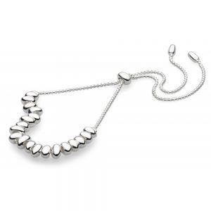 Kit Heath Tumble Half Row Toggle Bracelet