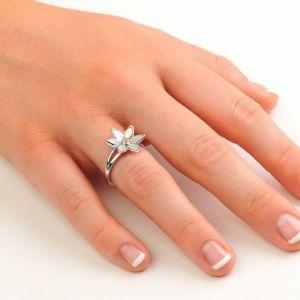 Clogau Lady Snowdon Ring - Size N