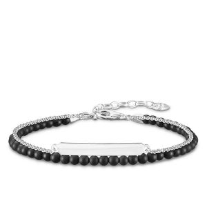 Thomas Sabo Love Bridge Bead Bracelet - LBA0117-023-11