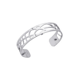 Les Georgettes Fougere 14mm Silver Finish Bangle