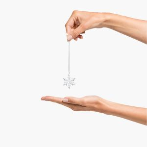 Swarovski Little Snowflake Ornament 5511042