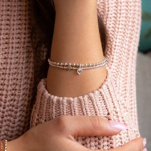 Annie Haak Love Stack - Rose Gold