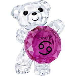 Swarovski Crystal Kris Bear - Cancer