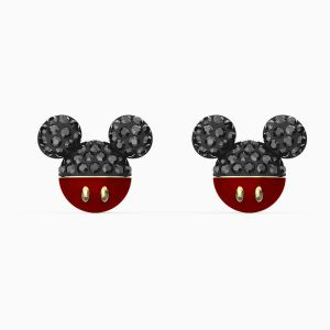 Swarovski Mickey and Minnie Pierced Earrings 5566691