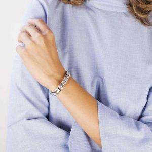 Nomination Composable Classic brown bracelet
