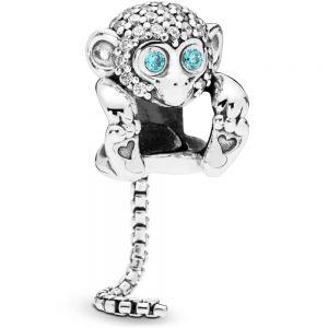 Pandora Pavé Monkey Charm - 798054CZ