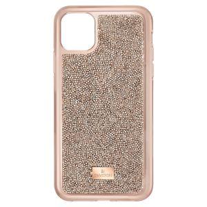 Swarovski Glam Rock Smartphone Case, iPhone 11 Pro , Gold 5515624