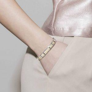 Nomination Classic Pink Pram Charm - 18k Gold - 030242/45