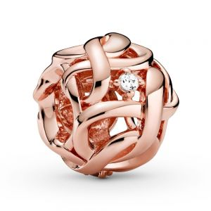 Pandora Rose Openwork Woven Infinity Charm - 788824C01
