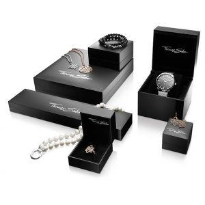 Thomas Sabo Charm Pendant - Sterling Silver Disc Medium