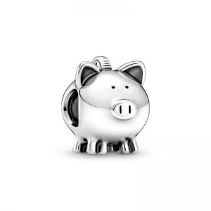 Pandora Cute Piggy Bank Charm 799549C00