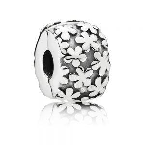 Pandora Flower Bouquet Clip Charm 790533
