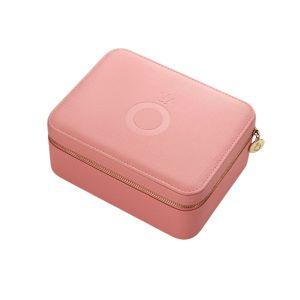 Pandora Pink Medium Jewellery Box PUKP5300