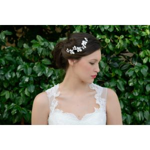 Ivory and Co Peony Haircomb