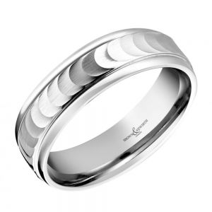 Brown & Newirth 'Eclipse' Wedding Band, For Him