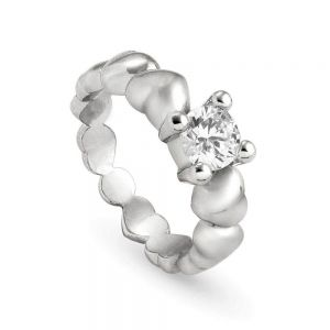 Nomination Rock in love CZ -  Size 14 - 147501_010_023