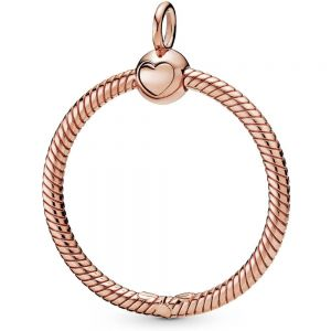 Pandora Rose Moments Medium O Pendant - 388256