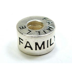 Chamilia Family Bracelet Charm - Sterling Silver