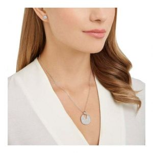 Swarovski Freedom Set - Crystal and Rhodium Plated