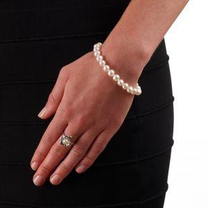 Jersey Pearl 7.0-7.5mm Classic Freshwater Pearl Bracelet
